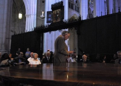 Rededication at Cathedral of St. JohnNew York, NY • 2009