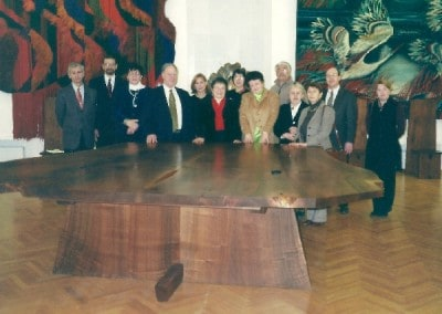 Russian Friends of the Sacred Peace TableMoscow, Russia • 2000