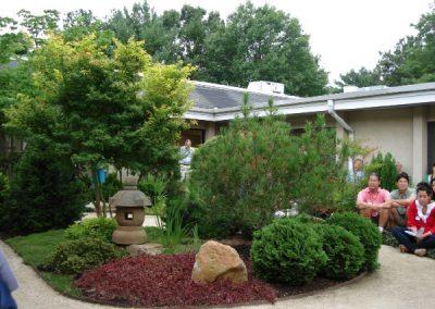 Peace Garden RededicationNewtown, PA • 2010