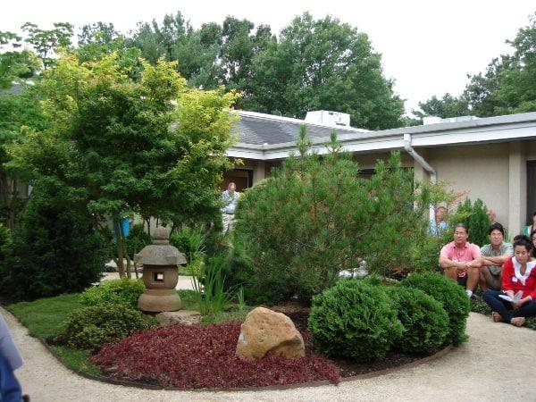 Peace Garden RededicationNewtown, PA • 2010 | Nakashima Foundation ...